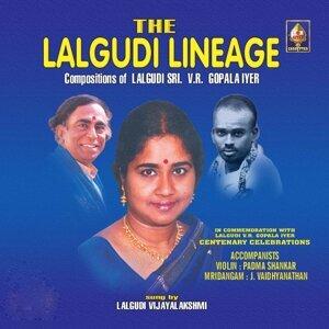 Lalgudi Vijayalakshnmi 歌手頭像