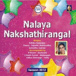 Krithika Natarajan, R. Shyam, S. Harish Kumar, Aditya Srinivasan, Sajanthi, Mahasvetha, Sumedha, Supraja 歌手頭像
