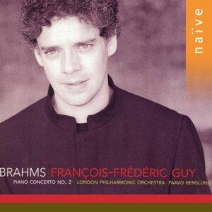 François-Frédéric Guy, Paavo Berglund, London Philharmonic Orchestra 歌手頭像