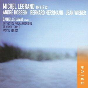 Danielle Laval, Pascal Verrot, Orchestre Philharmonique de Monte-Carlo 歌手頭像