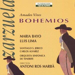María Bayo, Luis Lima, Santiago Jerico 歌手頭像
