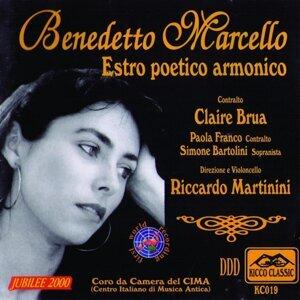 Benedetto Marcello 歌手頭像