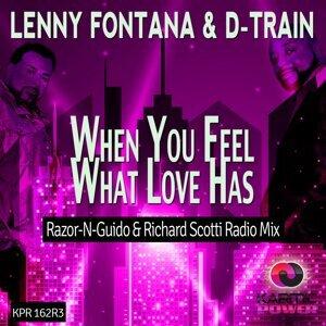 Lenny Fontana, D-Train 歌手頭像