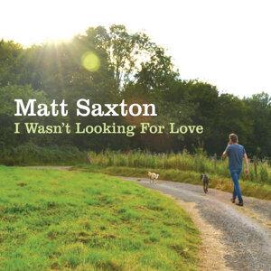 Matt Saxton 歌手頭像