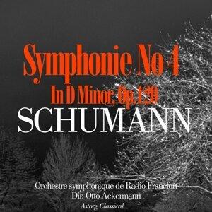 Orchestre symphonique de Radio Francfort, Otto Ackermann 歌手頭像