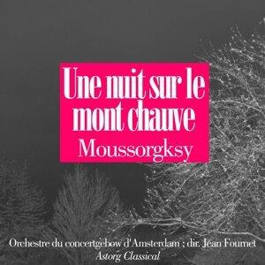 Orchestre du concertgebow d'Amsterdam, Jean Fournet 歌手頭像