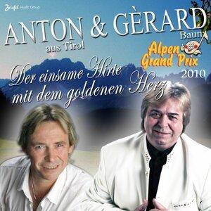 Anton aus Tirol, Gerard Baum 歌手頭像
