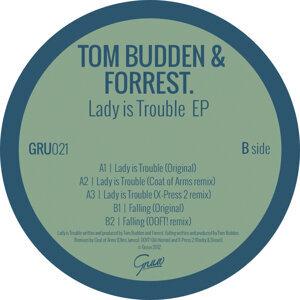 Tom Budden & Forrest.