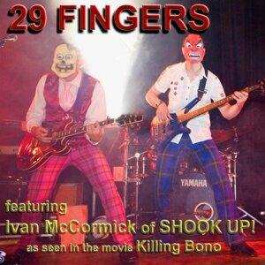 29 Fingers, Ivan McCormick 歌手頭像