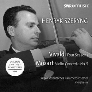 Henryk Szeryng 歌手頭像