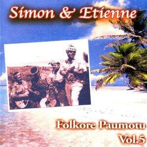 Simon, Etienne 歌手頭像