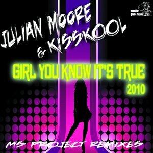 Kisskool, Julian Moore 歌手頭像