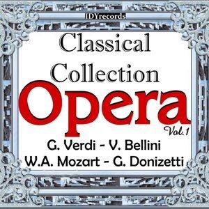 Corinna Catelli Panza, Compagnia d'Opera Italiana, Antonello Gotta 歌手頭像
