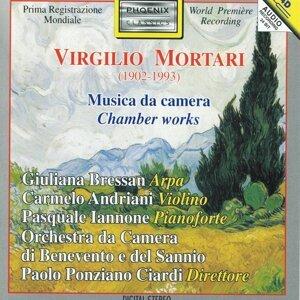 Orchestra da camera di Benevento e del Sannio, Ponziano Ciardi, Pasquale Iannone, Carmelo Andriani, Giuliana Bressan 歌手頭像