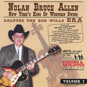 Nolan Bruce Allen-New York's King Of Western Swing 歌手頭像