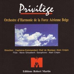 Orchestre d'Harmonie de la Force Aérienne Belge, Alain Crepin 歌手頭像