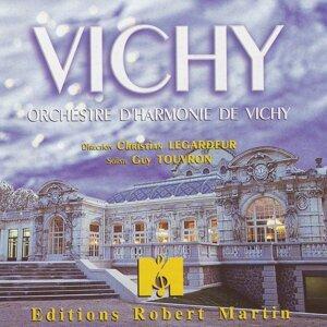 Guy Touvron, Orchestre d'Harmonie de Vichy, Christian Legardeur 歌手頭像