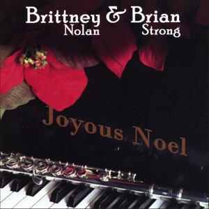 Brittney Nolan & Brian T. Strong 歌手頭像