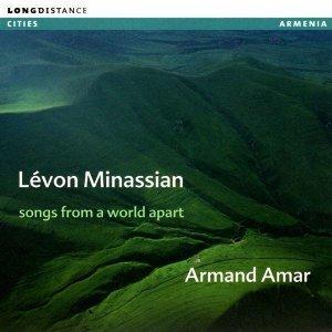 Lévon Minassian, Armand Amar 歌手頭像