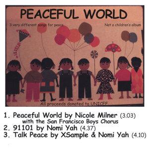 Nicole Milner, Nomi Yah, XSample 歌手頭像