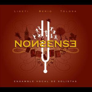 """""""Nonsense"""" Ensamble Vocal de Solistas 歌手頭像"""