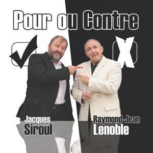 Raymond-Jean Lenoble, Jacques Siroul 歌手頭像