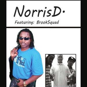 Norris Dates 歌手頭像