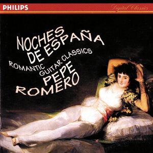 Pepe Romero 歌手頭像