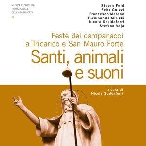 Suonatori di Tricarico & Campanaccio di S. Mauro Forte 歌手頭像