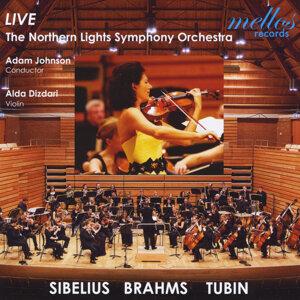 The Northern Lights Symphony Orchestra, Alda Dizdari, Adam Johnson 歌手頭像