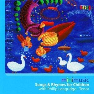 MiniMusic, Philip Langridge 歌手頭像