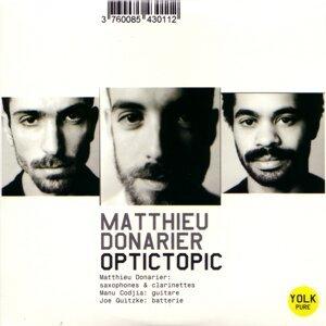 Matthieu Donarier 歌手頭像