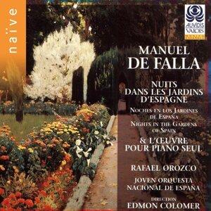 Rafael Orozco, Edmon Colomer, Joven Orquesta Nacional de España 歌手頭像