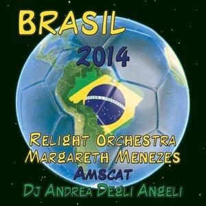 Relight Orchestra, Margareth Menezes, DJ Andrea Degli Angeli 歌手頭像