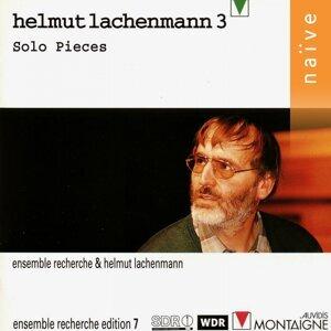 Lucas Fels, Helmut Lachenmann, Melise Mellinger 歌手頭像