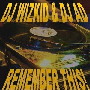 DJ Wizard, DJ AD 歌手頭像