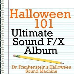 Dr. Frankenstein's Halloween Sound Machine 歌手頭像