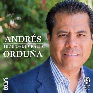 Andrés Orduña 歌手頭像