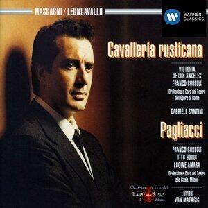Franco Corelli/Victoria de los Angeles/Lovro von Matacic/Tito Gobbi 歌手頭像