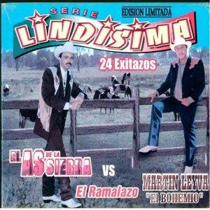 El As De La Sierra, Martin Leyva El Bohemio 歌手頭像