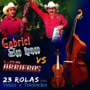 Dueto Gabriel y San Roman, Los Arrieros 歌手頭像