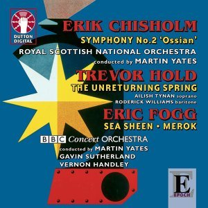 Erik Chisholm, BBC Concert Orchestra, Royal Scottish National Orchestra 歌手頭像