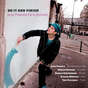 Jussi Paavola Paris Quintet 歌手頭像