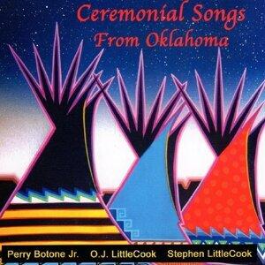 O. J. Littlecook, Stephen Littlecook, Perry Botone Jr. 歌手頭像