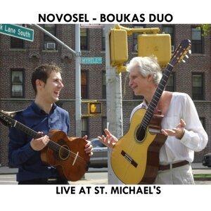 Novosel-Boukas Duo 歌手頭像