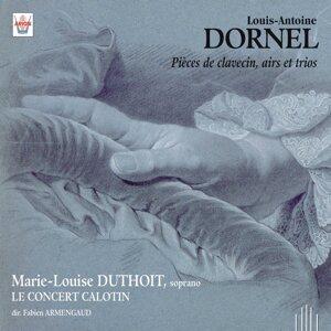 Le Concert Calotin, Fabien Armengaud, Marie-Louise Duthoit, Maud Caille, Marie Hervé, Mathurin Matharel 歌手頭像