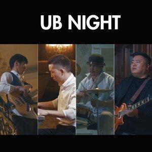 UB Night 歌手頭像