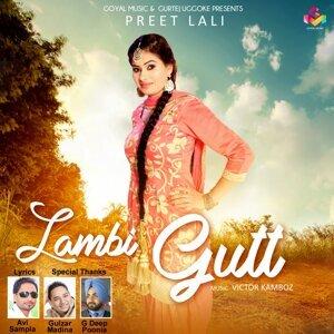Preet Lali 歌手頭像
