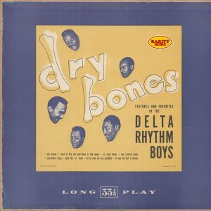 The Delta Rhythm Boys 歌手頭像