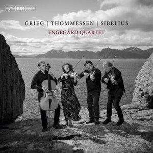 Engegård Quartet 歌手頭像